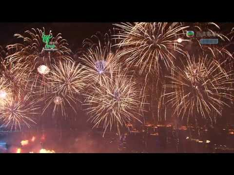 Shanghai world expo 2010 HD, opening ceremony fireworks
