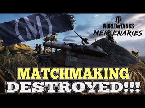 special matchmaking tanks