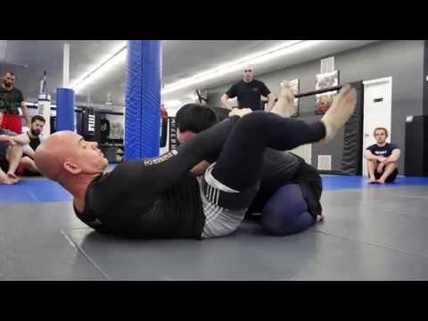 New to BJJ? Your going to want to know this combo! (part 3)