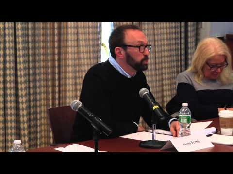 Political Concepts Conference: Panel 6 (Bonnie Honig, Timothy Bewes, and Jason Frank)