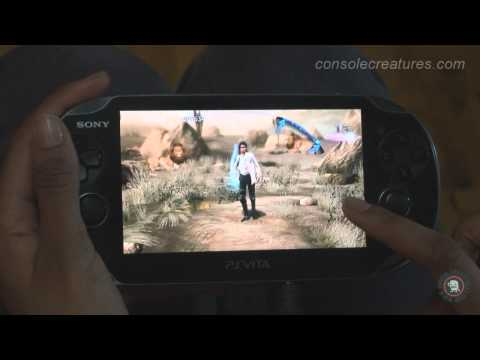 First Look: Michael Jackson: The Experience HD PS Vita Gameplay