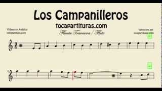 Los Campanilleros Sheet Music for Flute
