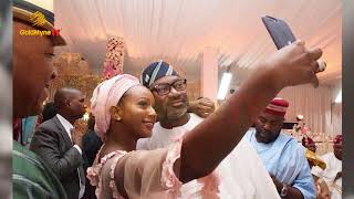 DJ CUPPY SHOWERS PRAISE ON FEMI OTEDOLA FOR BEING AN ENCOURAGING FATHER