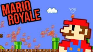 MARIO ROYALE - Going for the Victory Royale