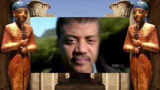 Ptah on Cosmos A Spacetime Odyssey
