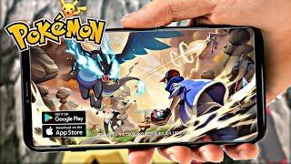 Download New Pokemon High Graphics Game For Android|Amazing Graphics & Story