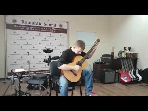 Октябрь 2016 года. Romantic Sound - Валерий Сузи.