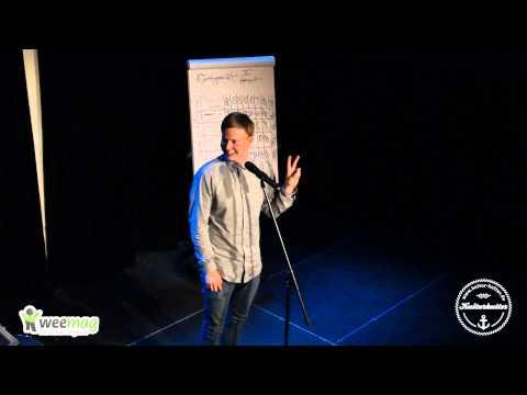 Florian Wintels - Der Egoist (1. Wortgranat Poetryslam)