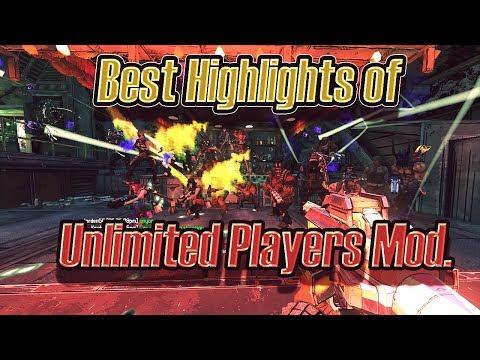 Borderlands 2: Unlimited Players Mod Best...