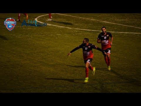 Sud Lyonnais - DOMTAC FC (4-0) : le résumé vidéo