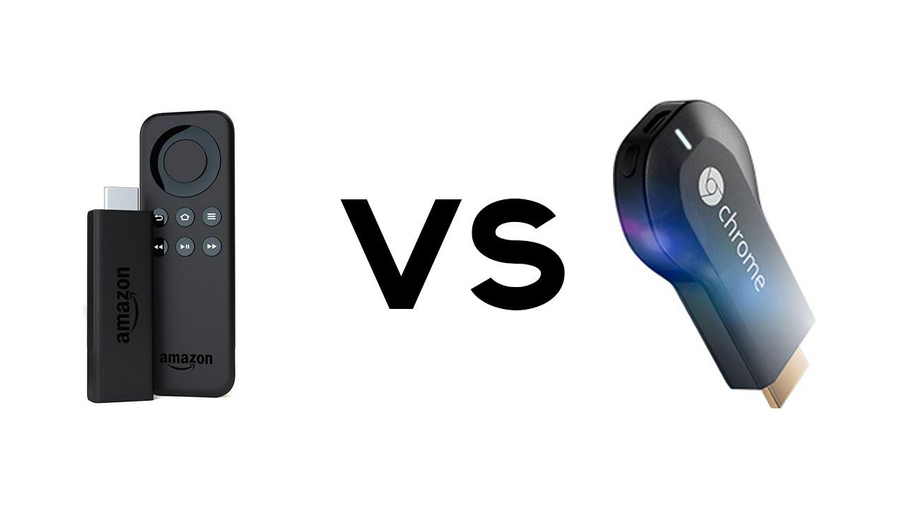 Amazon Fire Tv Stick Chromecast