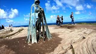 Tintagel Castle - King Arthur - Cornwall 2020