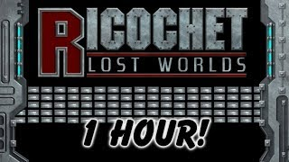 1 hour of Ricochet Lost Worlds Title Screen