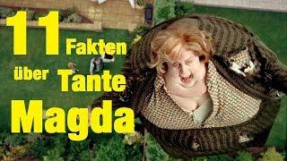 11 FAKTEN über Tante MAGDA