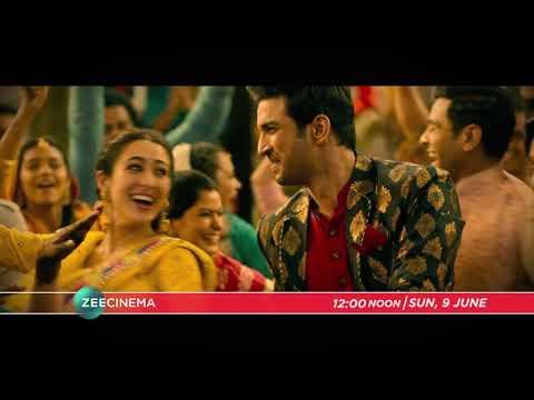 sweetheart-|-kedarnath-|sushant-singh-rajput-|sara-ali-khan|-world-tv-premiere-sun,-9th-june,12-noon