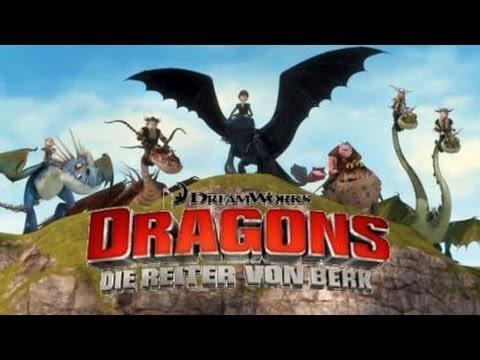 dragons die reiter von berk bilder video 2 youtube. Black Bedroom Furniture Sets. Home Design Ideas