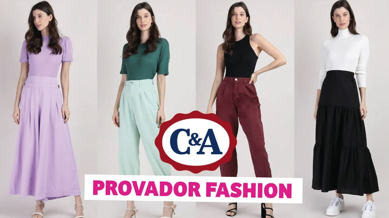 Provador Fashion C&A (VIRTUAL) - JUL/20