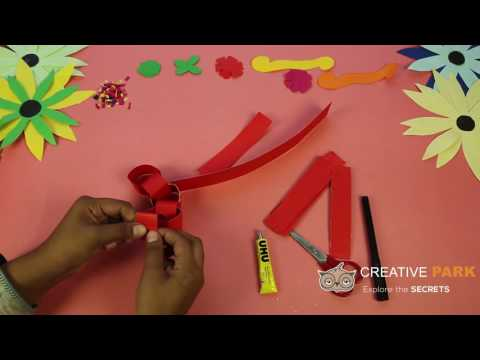 DIY Crafts - How To Make An Easy Paper Snake For Kids