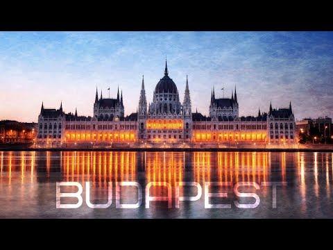 BUDAPEST - by drone (HD) / БУДАПЕШТ - с квадрокоптера 4к.