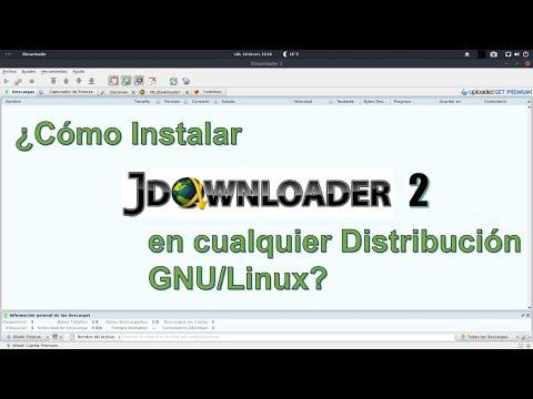 ¿Cómo instalar Jdownloader 2 en cualquier Distribución GNU/Linux?