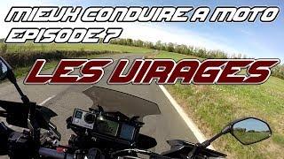 Mieux Conduire à Moto #7 | Les virages (débutant) ! - SHIFT87
