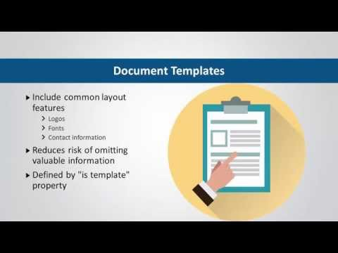 User Guide: Document Templates