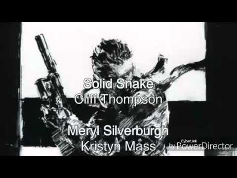 Metal Gear Solid: Radio Drama 1