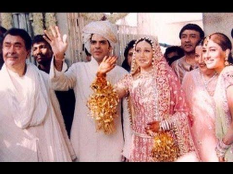 Sanjay Kapoor And Karishma Kapoor