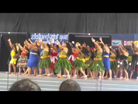 SAMOANA HIGH SCHOOL'S 2016 Choral Interpretation