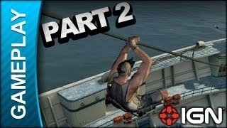 Splinter Cell: Double Agent - Mission 7: Cozumel Part 2 - Gameplay
