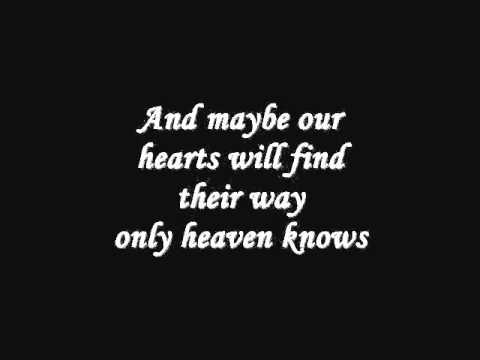 Heaven Knows by Jed Madela Lyrics