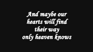 Heaven Knows by Jed Madela Lyrics