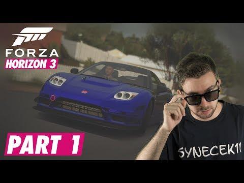 HONDA NSX-R 2005 TUNING | Forza Horizon 3 #01