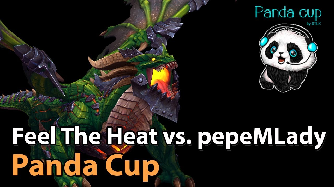 ► Feel The Heat vs. pepeMLady - Panda Cup Finals - Heroes of the Storm Esports