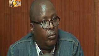 Former Sports CS, Hassan Wario arraigned.
