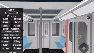 IRT Third Avenue Line RP: Exploitation de la partie N1A 1 (ROBLOX)