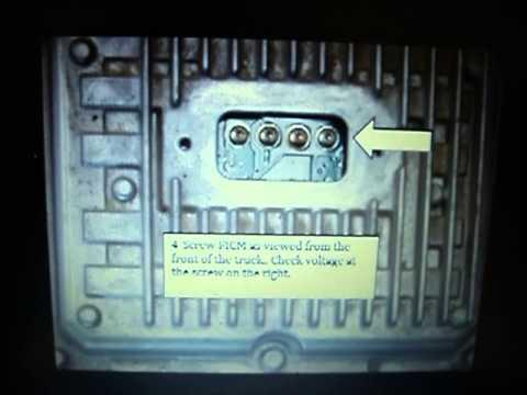 Ford 60 diesel ficm test voltage youtube ford 60 diesel ficm test voltage fandeluxe Images