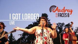 Audrey et Les Faces B - I Got Loaded (Live à Poitiers - 14/07/2019)
