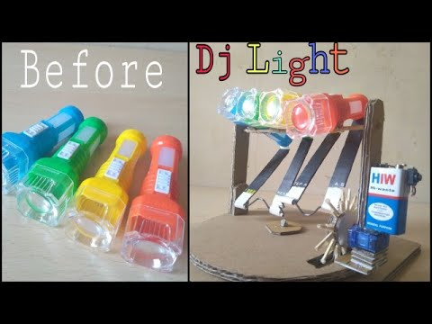 How to make DJ Light
