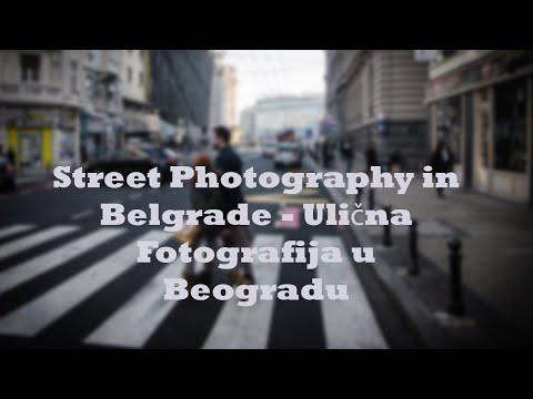 Street Photography in Belgrade - Ulična Fotografija u Beogradu
