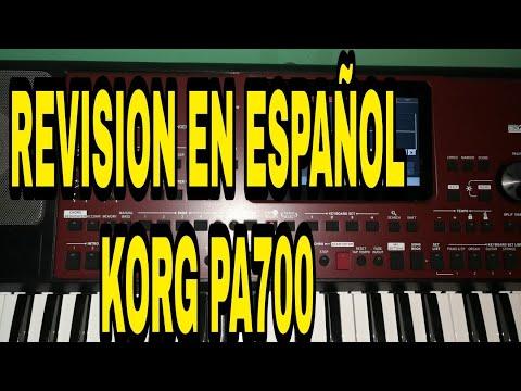 KORG PA 700 ✔ REVIEW EN ESPAÑOL