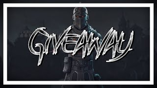 FORTNITE-GIVEAWAY comes to participate!!! #RUSH4K-LIVESTREAM #197
