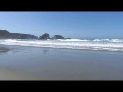 Sand Dollar Beach, Big Sur CA - 360 Degree View