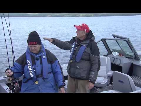 Fall Smallmouth Bass & Lake Trout Fishing, Barry's Bay, ON