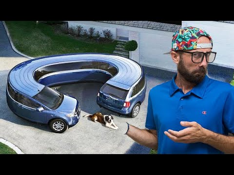 Top 10 περίεργα αυτοκίνητα στον κόσμο | Αμάξι-πισίνα?
