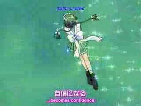 Tokyo Mew Mew Opening (Original Japanese)
