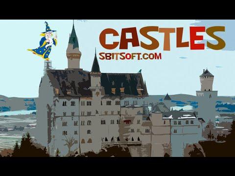 Большие пазлы: Замки (Big Puzzles: Castles)