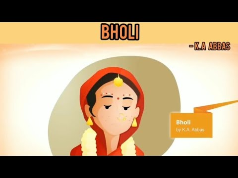 Download Bholi By K.A Abbas - (Footprints Without Feet)