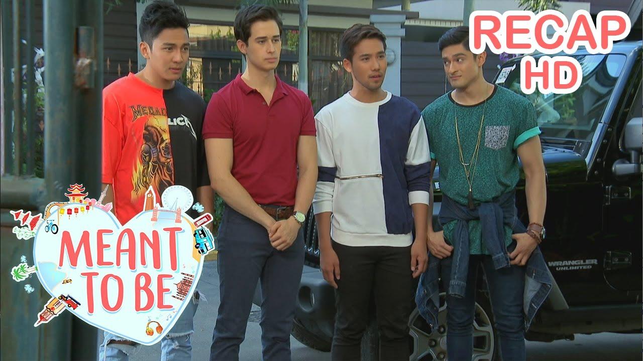 Meant To Be: JEYA boys, liligawan na si Billie!   Episode 63 RECAP (HD)