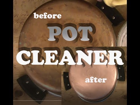 GSM S1 E34 Making Pot & Pan Cleaner - Easy DIY cleaner